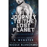 Journey to The Lost Planet: An Alien Romance Box Set (The Lost Planet Series)