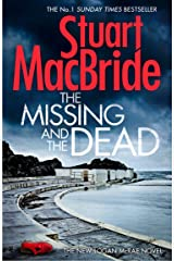 The Missing and the Dead (Logan McRae, Book 9) Kindle Edition