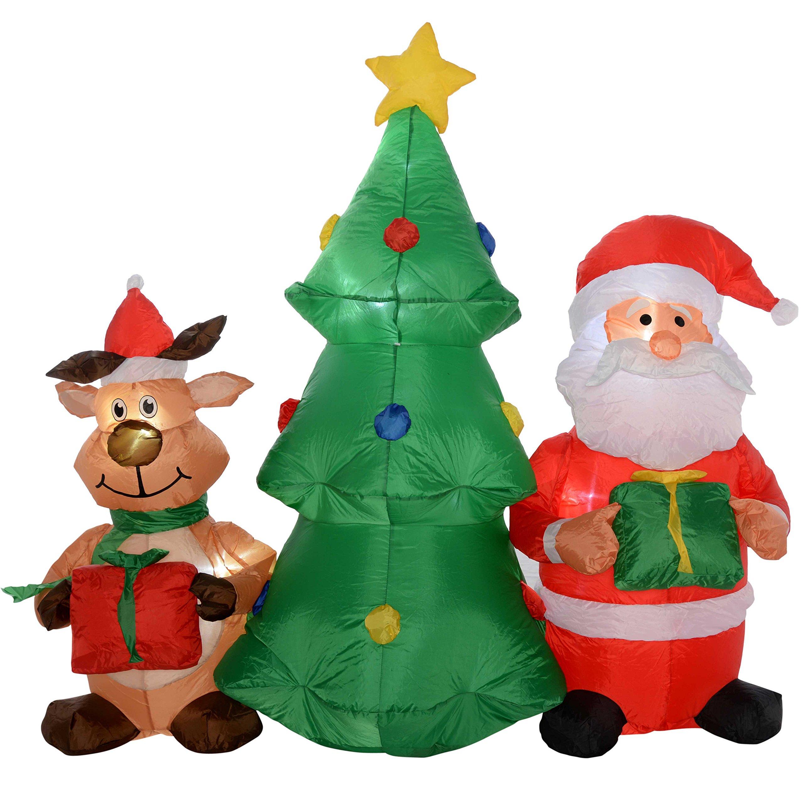 Large Outdoor Christmas Decorations: Amazon.co.uk