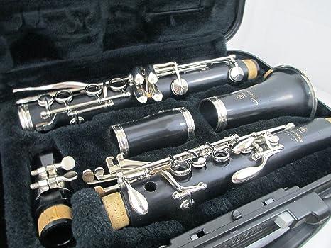 Yamaha ventaja ycl-200ad Student Clarinete