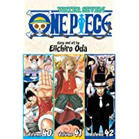 One Piece (3-in-1 Edition) Volume 14: 40, 41