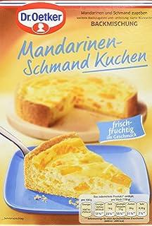 Kathi Mandarinen Schmandkuchen 460 G Amazon De Lebensmittel