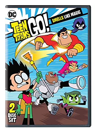 Teen Titans Go! S5 Part 2 (DVD)
