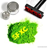 SFXC® Thermal Colour Changing Thermochromic Pigment for Dye, Paint & Resin - Green Grass to Lemon Haze 10 grams