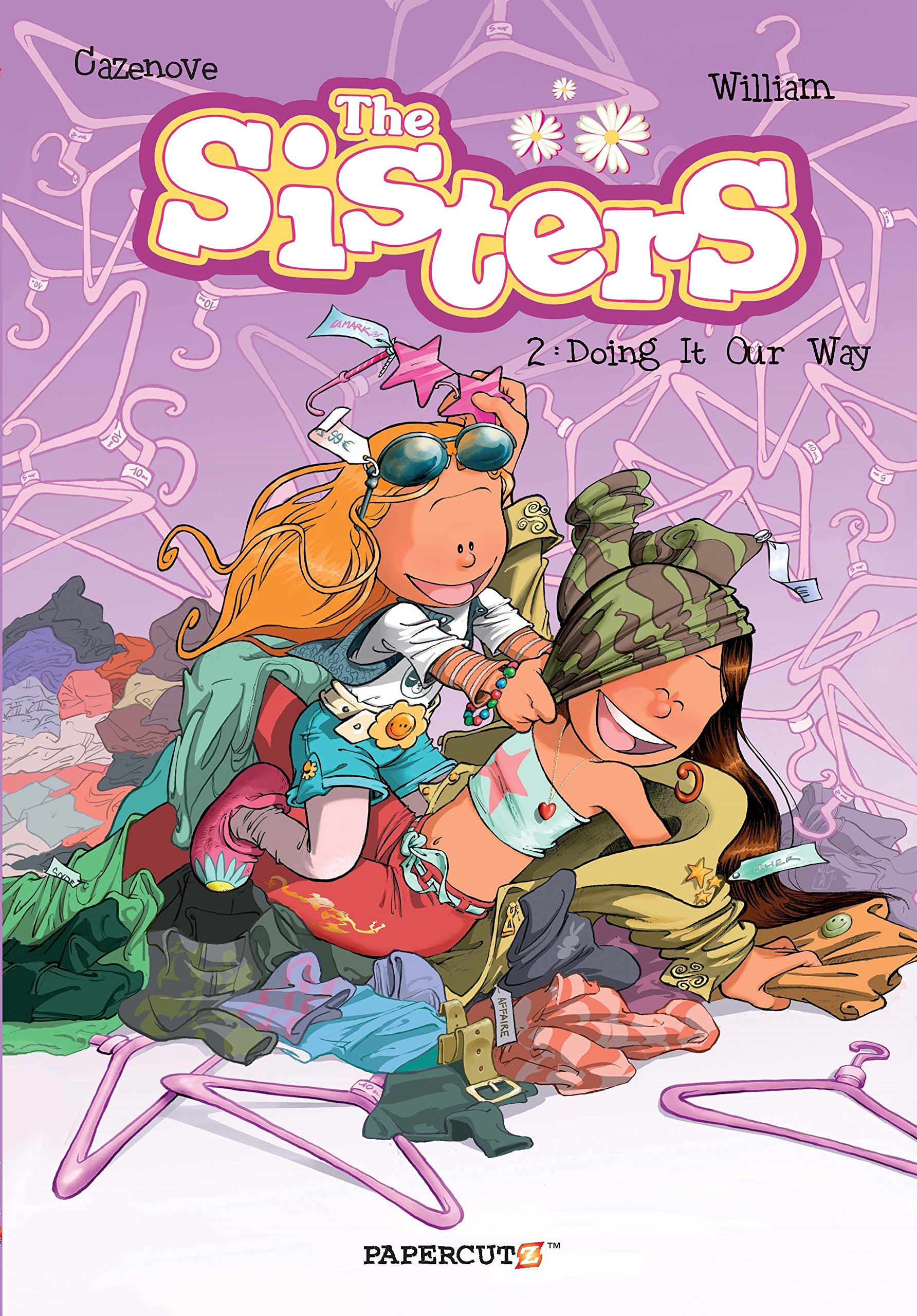 Read Online SISTERS GN VOL 02 OUR WAY (The Sisters) pdf