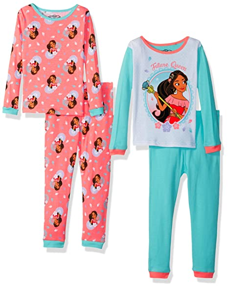 Clothing, Shoes & Accessories Girls' Clothing (newborn-5t) Disney Toddler Girl 2t Pajama Set Elena Of Avalor New