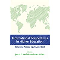 International Perspectives in Higher Education: Balancing Access, Equity, and Cost