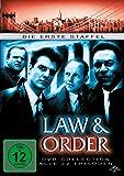 Law & Order - Die erste Staffel [6 DVDs]