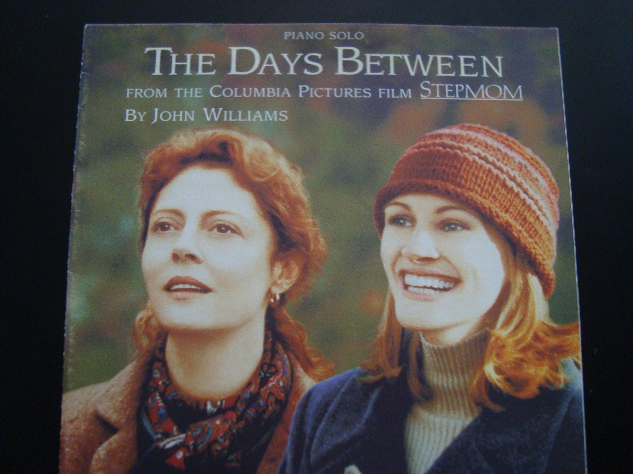 the days between piano solo from the film stepmom