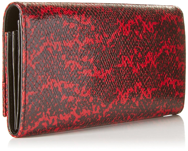 Bimba y Lola - Cartera para mujer, color rojo: Amazon.es: Zapatos y complementos