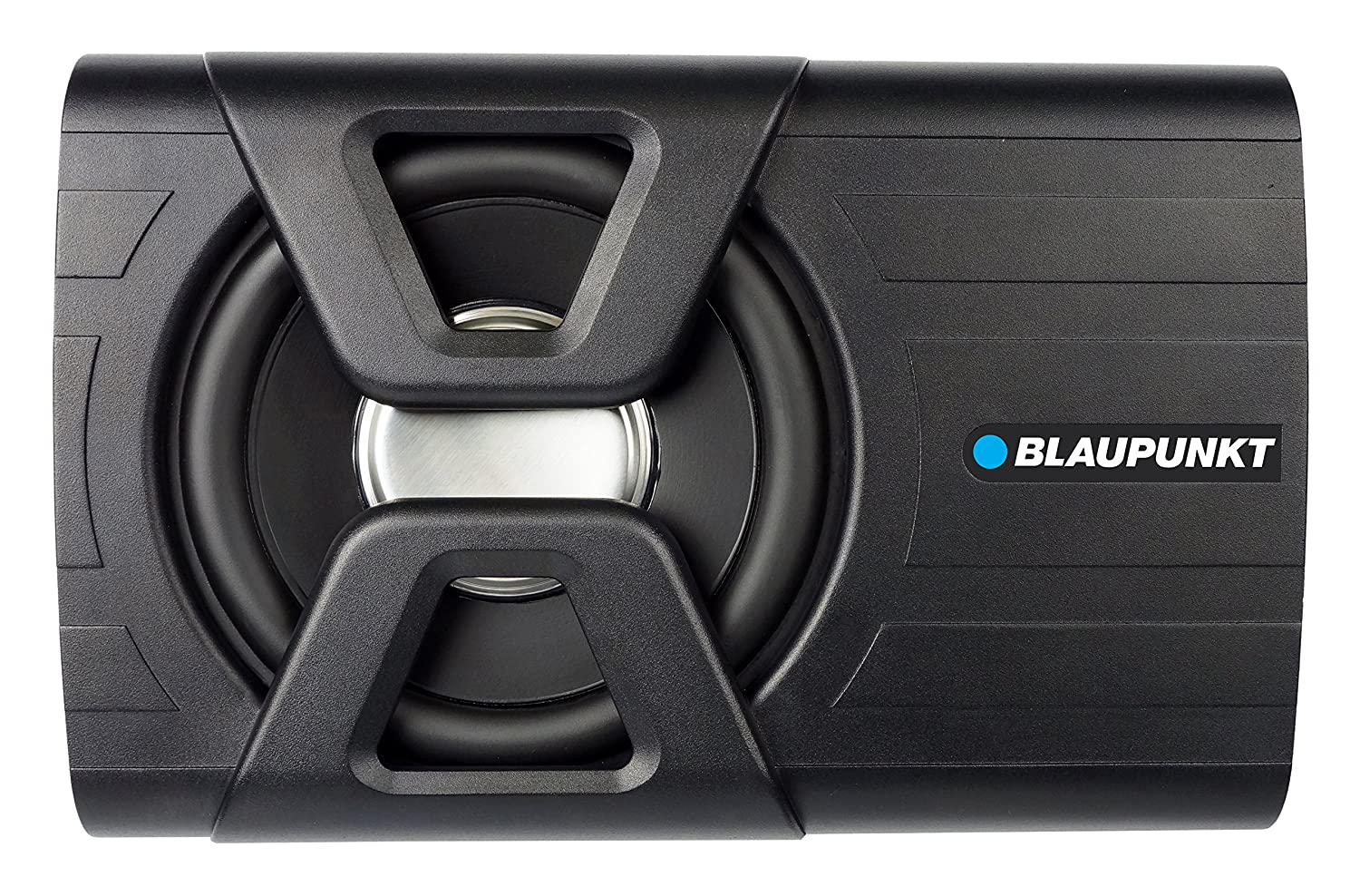 Blaupunkt 300w 8 Inch Amplified Subwoofer Cell Phones Home Gt Car Audio Amplifier Kit Amp Wiring Pyramid 8ga Accessories