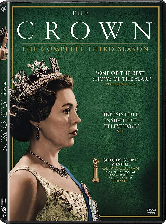The-Crown:-Season-3-(DVD)