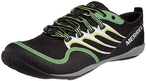 Merrell TRAIL GLOVE J39031 - Zapatillas de deporte para hombre, color negro, talla 50: Amazon.es: Zapatos y complementos