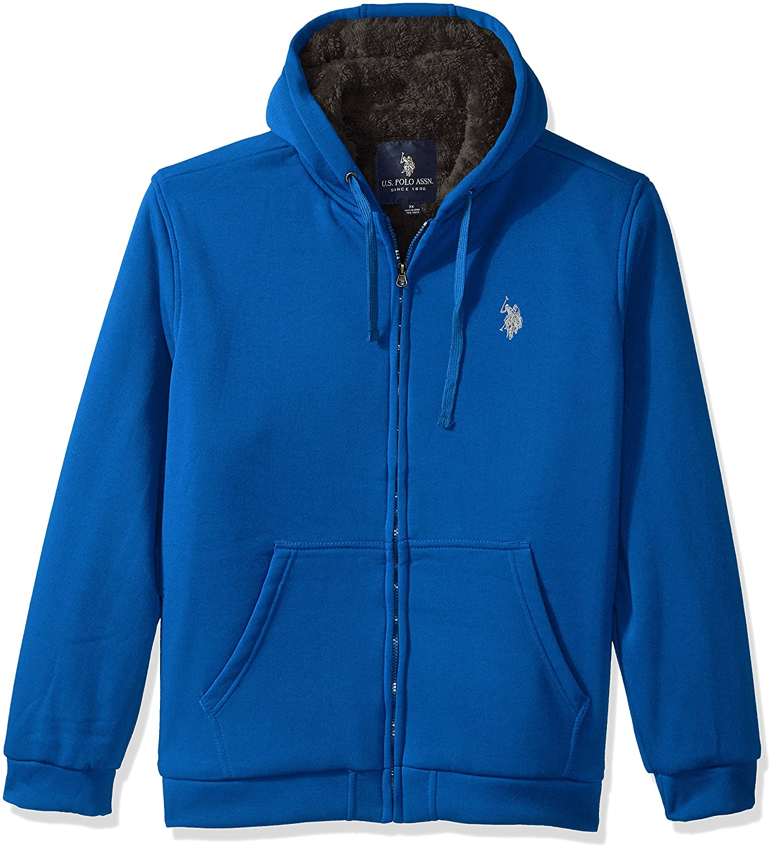 U.S. Polo Assn. OUTERWEAR メンズ B01LQ7DZ3E 3X|China Blue Ggbf China Blue Ggbf 3X