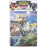Asmodée - POB09SL03 - Range Carte et Boost Pokémon Soleil et Lune Ombres Ardentes (Version Française)