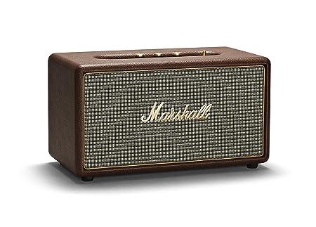 Marshall Stanmore 04091628 Bluetooth Speaker, Brown