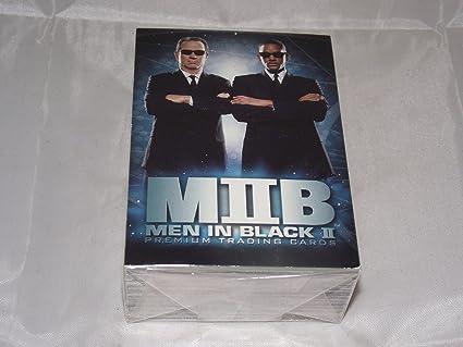 Amazoncom Men In Black 2 Trading Card Base Set Toys Games