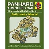 Panhard AML and Eland Enthusiasts' Manual: 1961 onwards (AML 60 and AML 90) (Haynes Manuals)