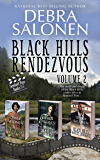 Black Hills Rendezvous II: Volume 2 (Books 5-7)