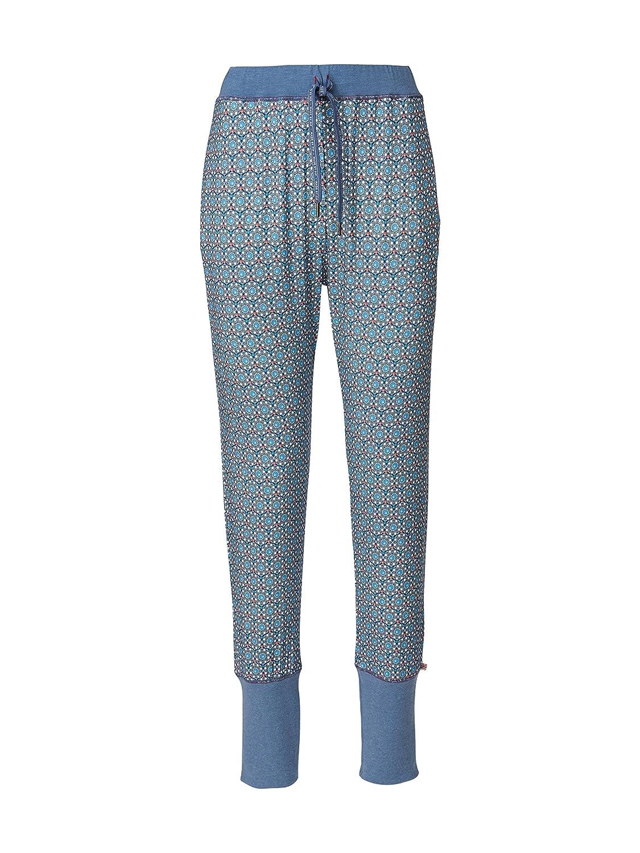 Pip Bobien Buttons Up Trousers / Schlafanzughose long - Pink