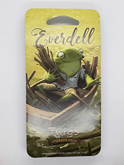 Amazon.com: Everdell: Wooden Twigs Pack: Toys & Games