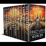 Fractured Worlds: Ten YA Dystopian Novels
