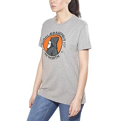 66°North Gola 66°N Sailor - T-shirt manches courtes - gris 2018 tshirt manches courtes