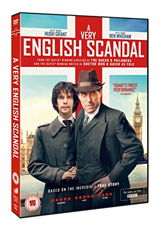 A Very English scandal, avec Hugh Grant et Ben Whishaw - Page 2 91xGI6jJZGL._SY445_