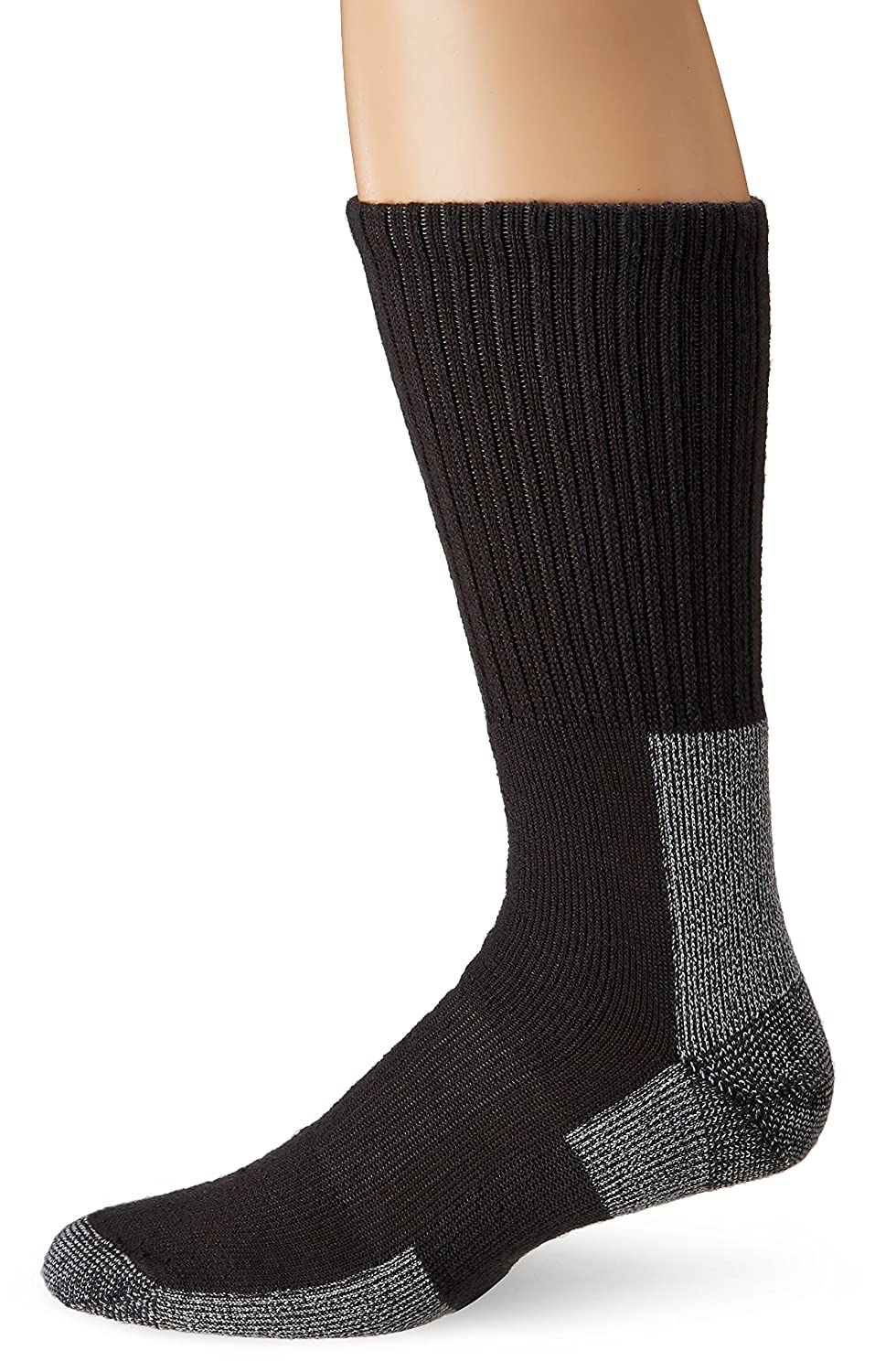 Thorlos mens standard Thorlos Trail Hiking Moderate Padded Crew Socks