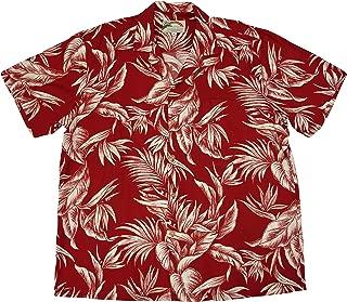 product image for Paradise Found Men's Tropical Paradise BOP Hawaiian Shirt