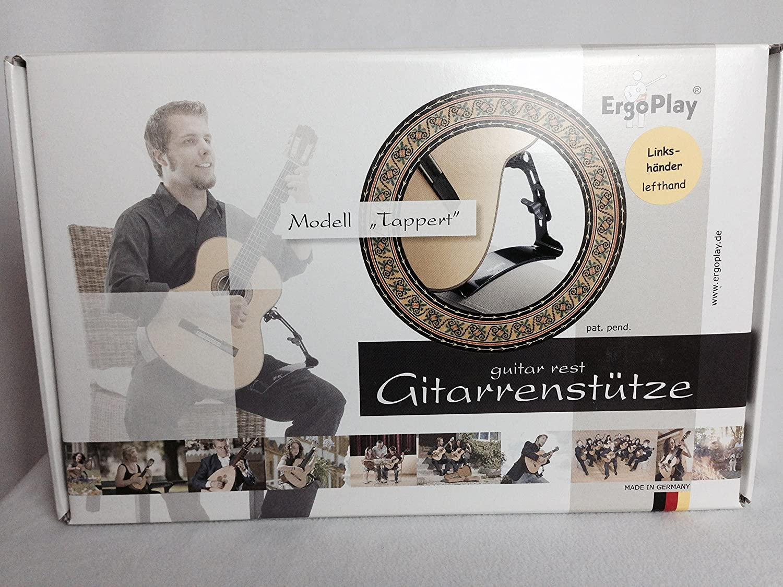 Ergoplay Left-hand Tappert Classical Guitar Support