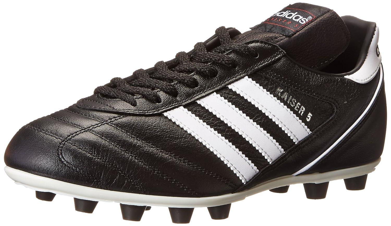 adidas Performance Men's Kaiser 5 Liga Soccer Cleat B000YDJFI6 UK Shoe Size 12|Black