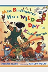 Miss Bindergarten Has a Wild Day In Kindergarten Kindle Edition