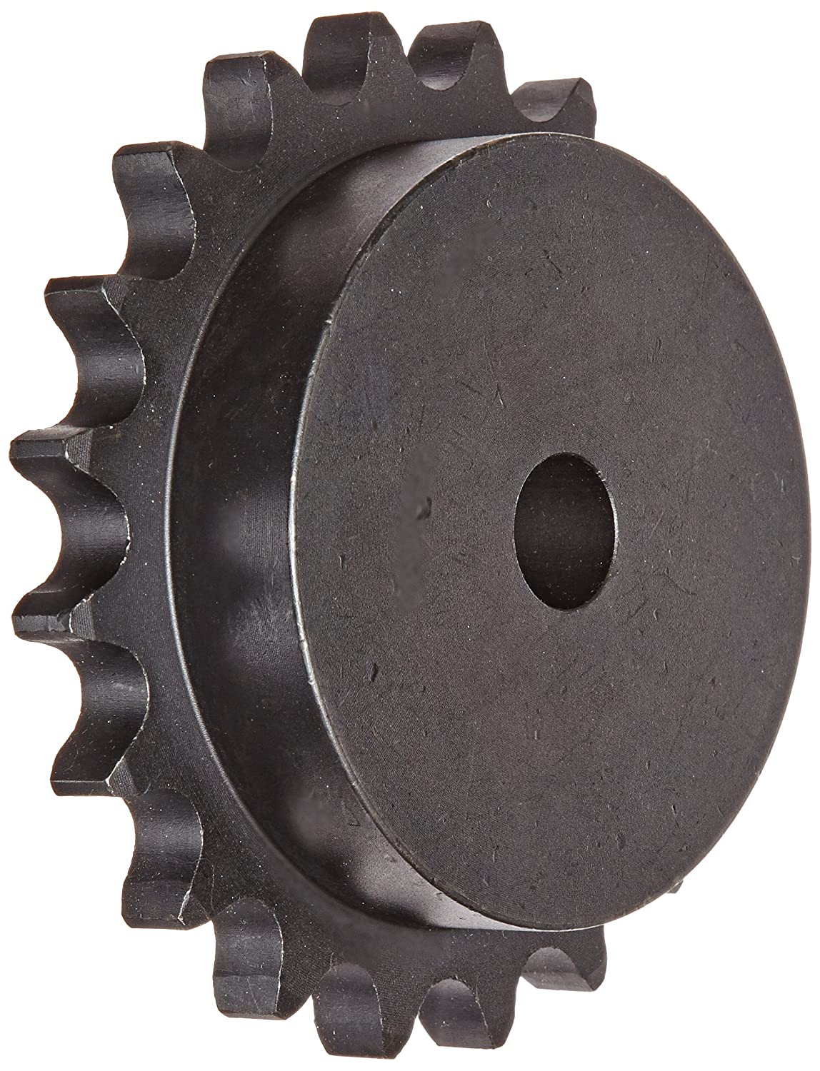 Martin Roller Chain Sprocket, Reboreable, Type B Hub, Double