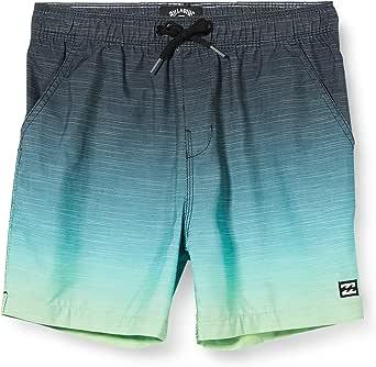 BILLABONG All Day Faded LB Boy - Pantalones Cortos Niños