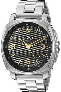 Amazon.com: Nixon Cargador Bold y Durable Hombre Reloj ...