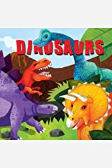 Dinosaurs: A Mini Animotion Book Kindle Edition