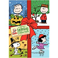 Peanuts Holiday Collection: It's the Great Pumpkin, Charlie Brown / A Charlie Brown Thanksgiving / A Charlie Brown…