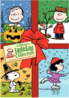 Peanuts Classic: I Want A Dog for Christmas, Charlie Brown Import ...