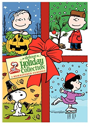 When Is Charlie Brown Christmas On.Amazon Com Peanuts Holiday Collection It S The Great