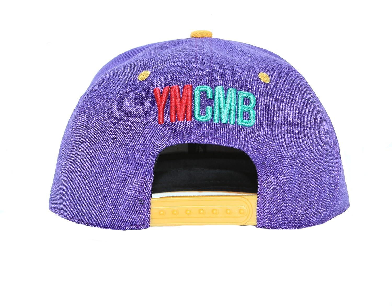 YMCMB - Gorra de béisbol - para hombre morado Talla única: Amazon ...