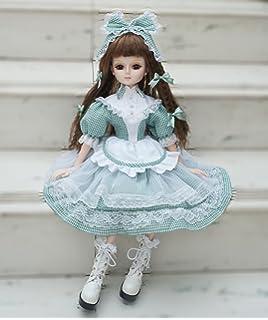 amazon com cosette new collect realistic princess angel porcelain