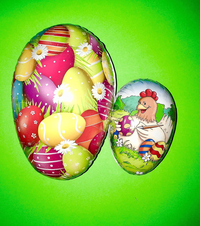 Oster regalo uova Set di 3 in cartone 13 17 cm da riempire 15