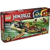 LEGO NINJAGO 2507 Templo del Fuego: Amazon.es: Juguetes y