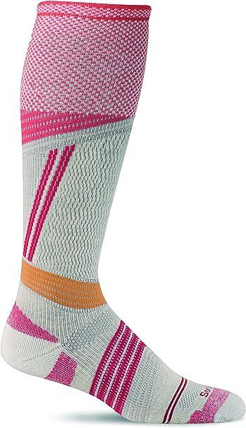 Sockwell Womens Chevron Graduated Compression Socks Goodhew