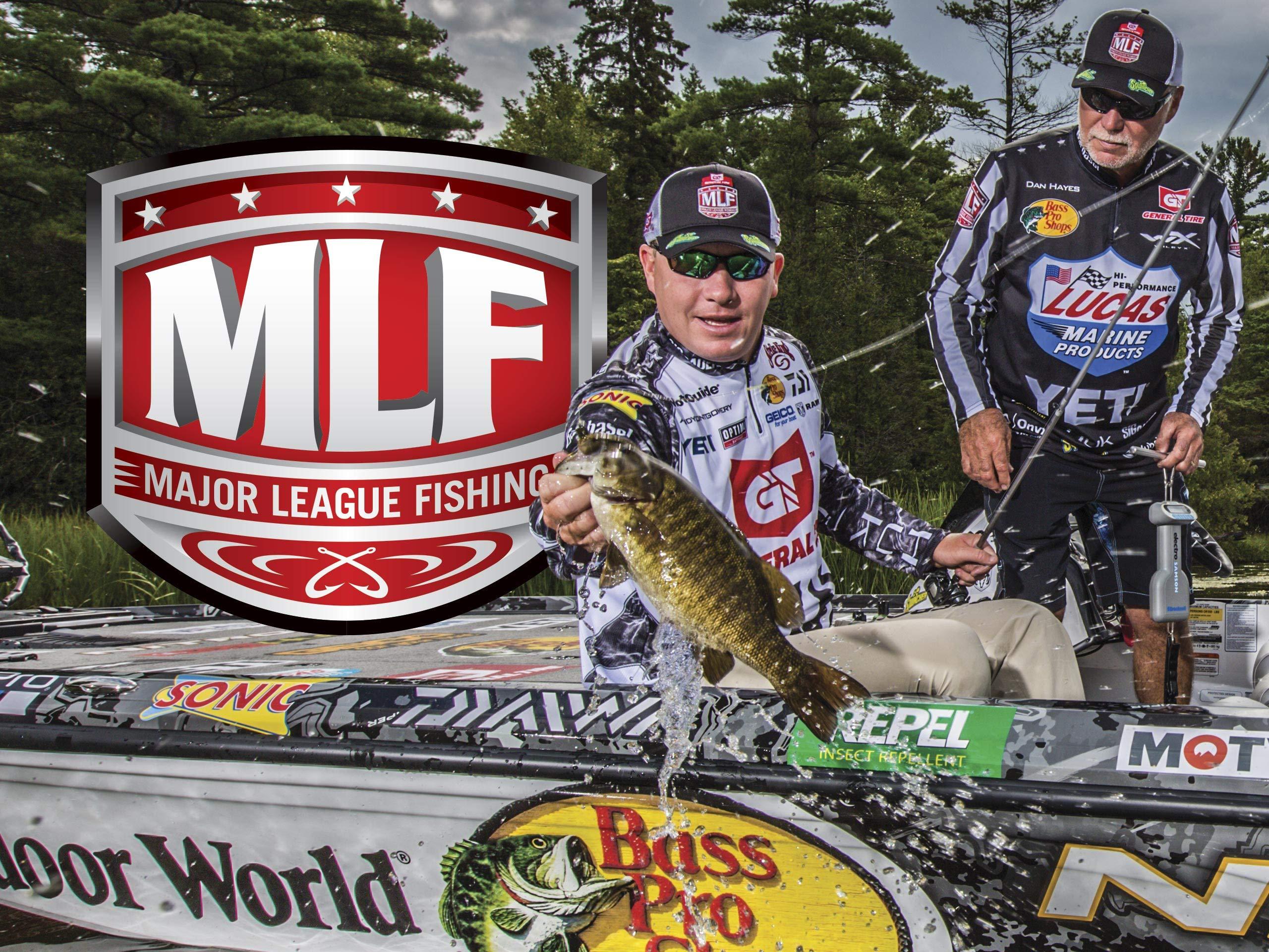 86333108968 Amazon.com  Watch Major League Fishing - Season 5