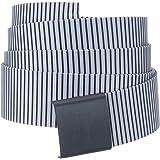 Sebo 6047ER10 - Cinta antigolpes para aspiradoras Sebo airbelt K/C, diseño de rayas, color gris y negro