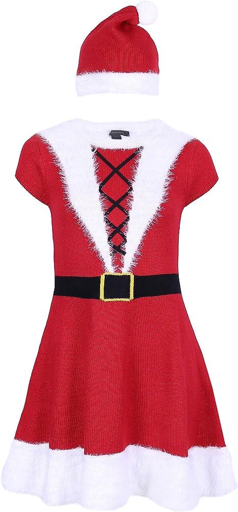 atmosphere Mujer Navidad Mujer Disfraz Navidad Carnaval Vestido de ...