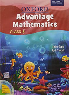 Advantage Mathematics (Book – 8) price comparison at Flipkart, Amazon, Crossword, Uread, Bookadda, Landmark, Homeshop18