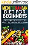 Mediterranean Diet: The Ultimate Guide To A Mediterranean Diet, 7 Day Meal Plan, 50 Deliciou Recipes, Understand The Meditterrean Diet, Lose Weight, Weight Loss, Lower Disease Risk Like Heart Disease
